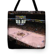 Boston Bruins Tote Bag by Juergen Roth
