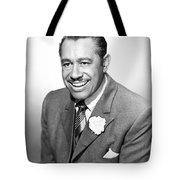 Cab Calloway (1907-1994) Tote Bag by Granger