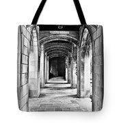 Chicago Fourth Presbyterian Church Tote Bag by Christine Till