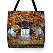 Church Interior Tote Bag by Elena Elisseeva