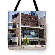 Cincinnati National Underground Railroad Freedom Center Tote Bag by Paul Velgos