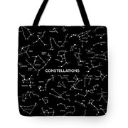 Constellations Tote Bag by Taylan Soyturk
