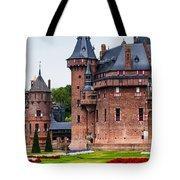 De Haar Castle. Utrecht. Netherlands Tote Bag by Jenny Rainbow