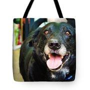 Dog 4 Tote Bag by Naomi Burgess