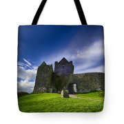 Dunguaire Castle Ireland Tote Bag by Giovanni Chianese
