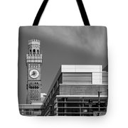 Emerson Bromo-seltzer Tower Tote Bag by Susan Candelario