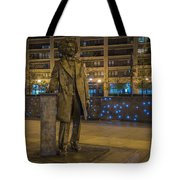 Frederick Douglass Tote Bag by Theodore Jones