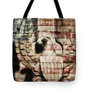 Freedom Tote Bag by Todd and candice Dailey