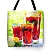 Fruit punch  Tote Bag by Elena Elisseeva