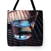 Glass Half Full Tote Bag by David Patterson