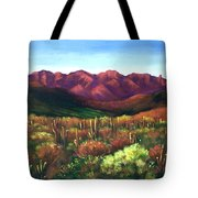 Gods Palette Tote Bag by Anthony Falbo