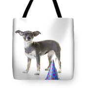 Happy Birthday Tote Bag by Edward Fielding