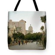 Havana's Prado Promenade Tote Bag by Mountain Dreams