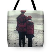 Hugging Tote Bag by Joana Kruse
