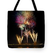 Independence Day Tote Bag by Saija  Lehtonen