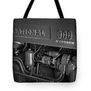 International 300 Utility Harvester Tote Bag by Susan Candelario