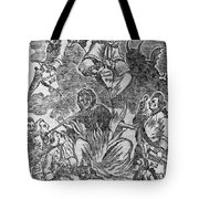 Intolerable Acts 1774 Tote Bag by Granger