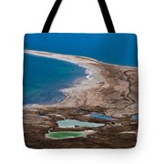 Israel Dead Sea  Tote Bag by Dan Yeger