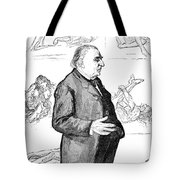 Jean Martin Charcot Tote Bag by Granger