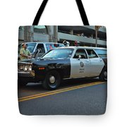 1-l-20 Tote Bag by Tommy Anderson