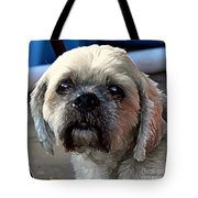 Louie Tote Bag by Dale   Ford
