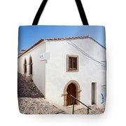 Medieval Sephardi Synagogue Tote Bag by Jose Elias - Sofia Pereira
