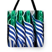 Men's Shirts Tote Bag by Tom Gowanlock