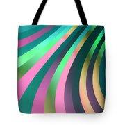 Metallic Swirls 2 Tote Bag by Hakon Soreide