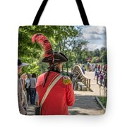 MINUTE MAN NATIONAL HISTORICAL PARK Tote Bag by Edward Fielding