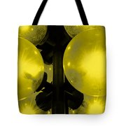 Night Light Tote Bag by Toppart Sweden