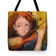 Pearl Tote Bag by Laurie D Lundquist