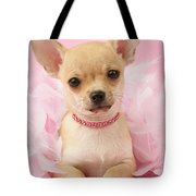 Pink Times Tote Bag by Greg Cuddiford