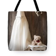 Pretty Dress Tote Bag by Amanda And Christopher Elwell