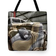 Ready To Roll Tote Bag by Wayne Sherriff