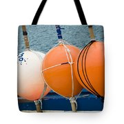 Seaside Colors Tote Bag by Frank Tschakert