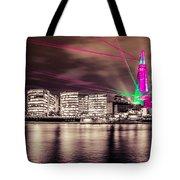 Shard London Tote Bag by Dawn OConnor