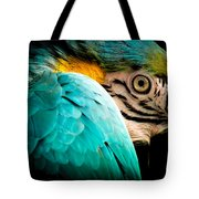 SLEEPING BEAUTY Tote Bag by KAREN WILES