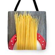 Spaghetti  Tote Bag by Tom Gowanlock