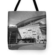 Target Field - Minnesota Twins Tote Bag by Frank Romeo