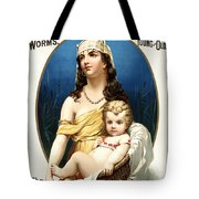 Tonic Vermifuge Tote Bag by Gary Grayson