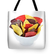 Tortilla Chips Tote Bag by Elena Elisseeva