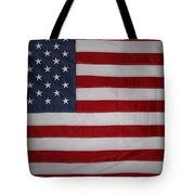 USA Tote Bag by Les Cunliffe