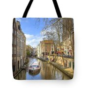 Utrecht Tote Bag by Joana Kruse
