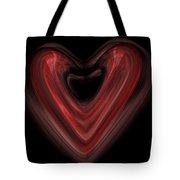 Valentine Tote Bag by Christopher Gaston