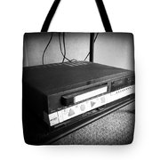 Video Recorder Tote Bag by Les Cunliffe