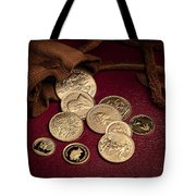 Wealth Tote Bag by Tom Mc Nemar