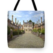 Wells Tote Bag by Joana Kruse