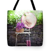 Wild Flowers Tote Bag by Joana Kruse