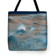 Winters Dunes IIa Tote Bag by Suzanne Gaff