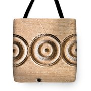 Wood Carving Tote Bag by Tom Gowanlock